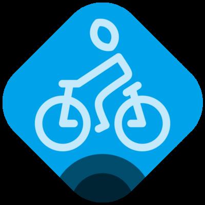 RL-fietsen